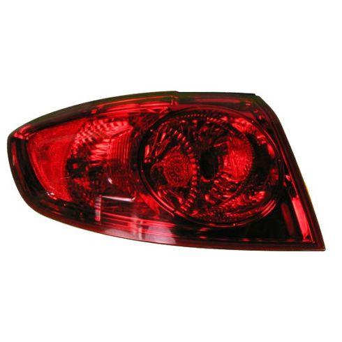 2007 09 Hyundai Santa Fe Tail Light 1altl01282