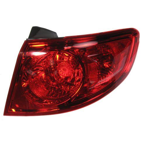 2007 09 Hyundai Santa Fe Tail Light 1altl01283