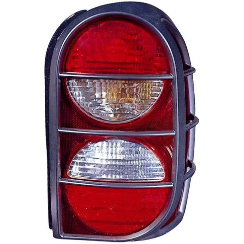 2005 07 Jeep Liberty Tail Light 1altl01293