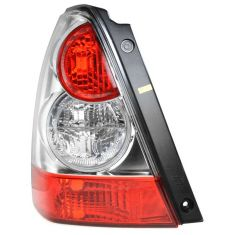 06-07 Subaru Forester; 08 Forester (exc Sport) Taillight LH