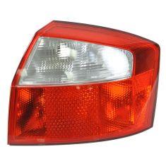 02-05 Audi A4 Sedan; 04-05 S4 Sedan Outer Taillight RH