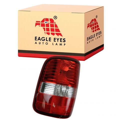 04 Ford F150 (New Body Style; 05-08 F150 Styleside Taillight LH