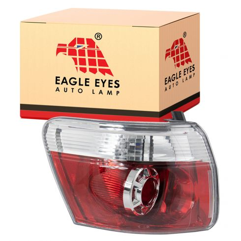 07-12 GMC Acadia Outer Taillight LR