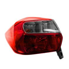 12-13 Subaru Impreza Station Wagon; 13  XV Crosstrek Outer Taillight LH
