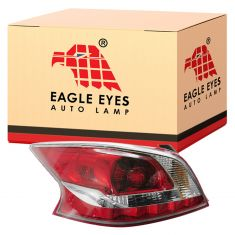 13 Nissan Altima Sedan (Non LED) Taillight LH