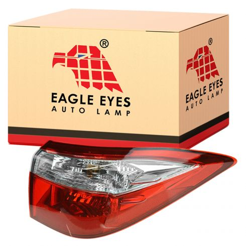 2014 Toyota Corolla Tail Light RH