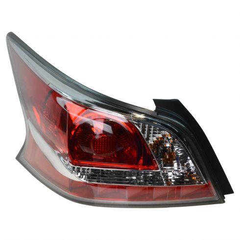 Fits 2013 Nissan Altima Sedan Driver Left Side Rear Back Lamp Tail Light