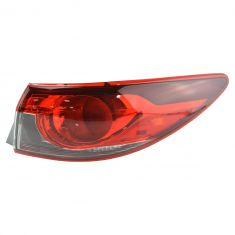 14-15 Mazda 6 Outer 1/4 Panel Mounted LED Taillight RR