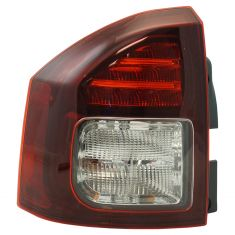 14-17 Jeep Compass Taillight LH