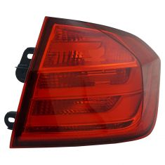 12-15 BMW 320i; 328i; 335i Sedan Tail Light RH