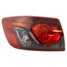 13-15 Mazda CX-9 Outer Tail Light LH