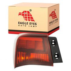 15-17 Acura TLX Outer Tail Light LH