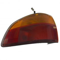 98 00 Toyota Sienna Outer 1 4 Panel Mtd Taillight Embly Lh