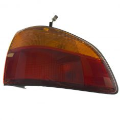 98 00 Toyota Sienna Outer 1 4 Panel Mtd Taillight Embly Rh
