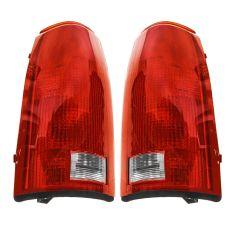 88-01 GM Trucks Taillight Assemblies PAIR