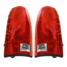 88-01 GM Trucks Taillight Assemblies PAIR