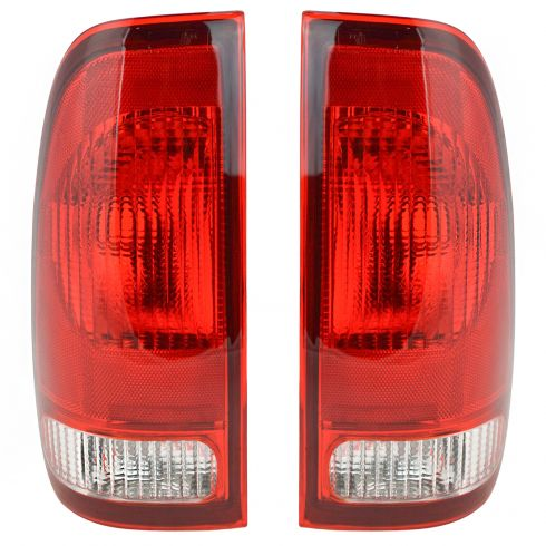 97-07 Ford Pickup Styleside Taillight PAIR
