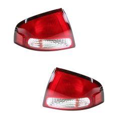 2000-03 Nissan Sentra Tail Lamp Pair