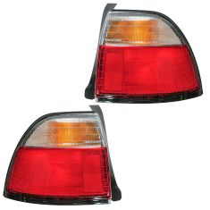 96-97 Accord (exc SW) Taillight Pair