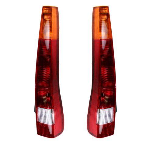 02-04 Honda Cr-V Driver Side Tail Light Lamp Assembly Japan Built