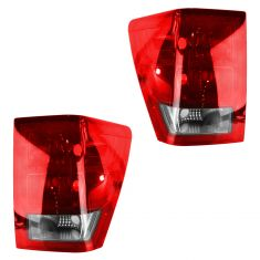 05-06 Jeep Grand Cherokee Taillight Pair