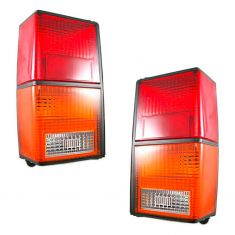 84-96 Jeep Cherokee Taillight Pair