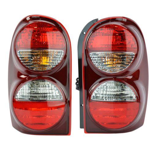 Jeep Liberty Tail Light Pair