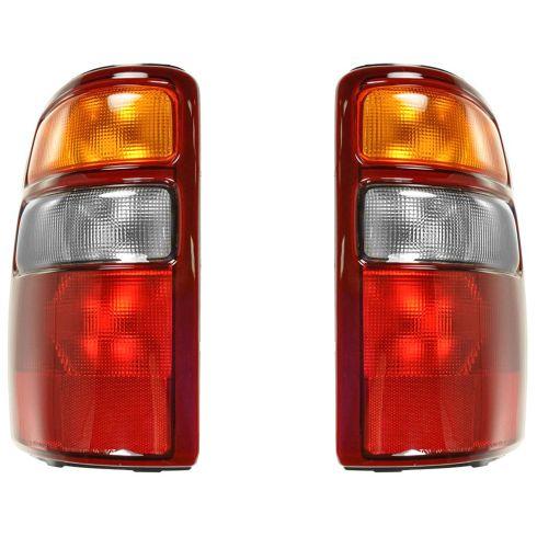 2000-03 Chevy Tahoe Tail Light Pair