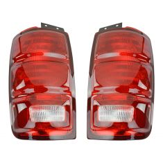 1997-02 Ford Expedition Tail Light Pair