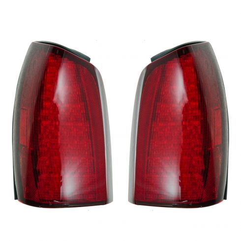 2000 05 Cadillac Deville Tail Light Pair 1altp00455