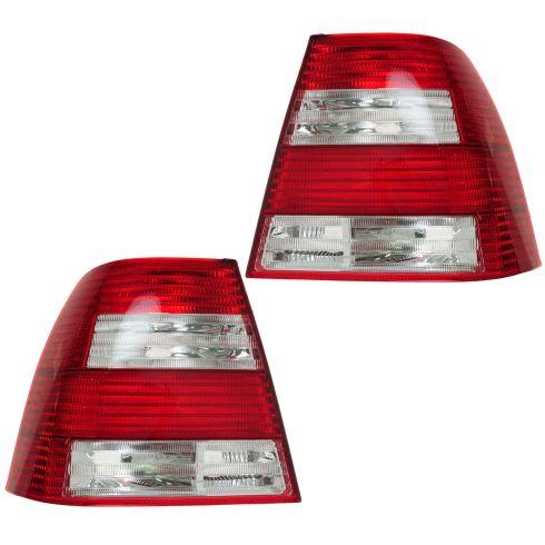 04-07 VW Jetta SDN (exc GLI) Taillight PAIR