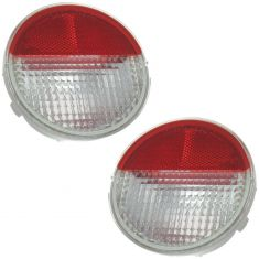 02-09 GMC Envoy, Envoy XL; 06-09 Pontiac Solstice Reverse Light LR = RR PAIR