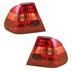 02-05 BMW 3 Series SDN Outer Taillight PAIR