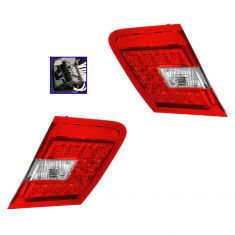 10-12 MB E350, E550, E63AMG Sedan Inner Reverse/Taillight PAIR
