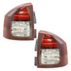 14-17 Jeep Compass Taillight Pair