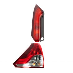 12-14 Honda CR-V Upper & Lower Tail Light LH