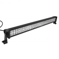 32 Inch - (180 Watt) Auxillary Flood & Spot Combination 60 LED Light Bar w/Smooth Trim