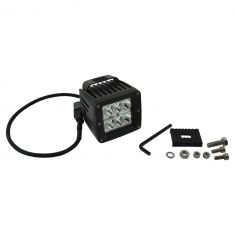 4 Inch - Square (18 Watt) Spot Beam 6 LED Offroad Work Light