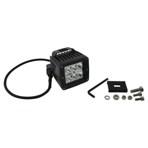 4 Inch - Square (18 Watt) Spot Beam 6 LED Offroad Work Light