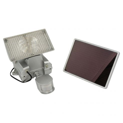 Solar-Powered Motion-Activated 150 LED Security Floodlight