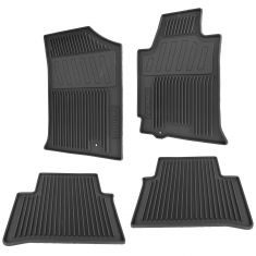 08 (Fr 11-13-07)-12 Nissan Altima Mld Charcoal Rubber