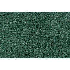 74-86 Chevy, GMC C/K; 87 R/V PU w/Low Tunnel Light Jade Green Cutpile Front Row Floor Mat (1 Pce)