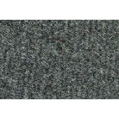 74-86 Chevy, GMC C/K; 87 R/V PU w/Low Tunnel Dove Gray Cutpile Front Row Floor Mat (1 Pce)