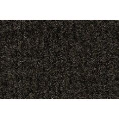 74-86 Chevy, GMC C/K; 87 R/V PU w/Low Tunnel Charcoal Cutpile Front Row Floor Mat (1 Pce)