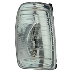 15-17 Ford Transit 150, 250, 350 (w/OE or AM Mirror) Mirror Mtd Turn Signal Lens & Housing Assy LH