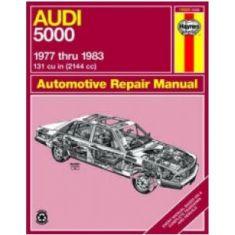 1977-83 Audi 5000 Haynes Repair Manual