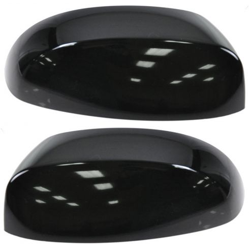07-10 GM Truck Black (Paint to Match) Mirror Cap PAIR