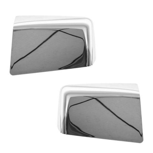 06-10 Explorer, Mountaineer 07-10 Sport Trac; 06-11 Ranger Chrome Mirror Cver Upgrade PAIR (Clip On)