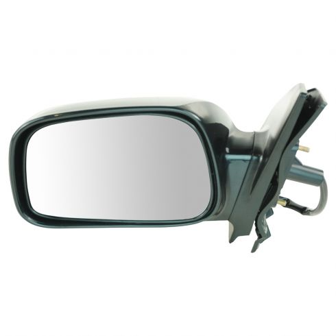 For 03-08 Corolla Power Smooth Black Non-Fold Rear View Mirror Right Passenger