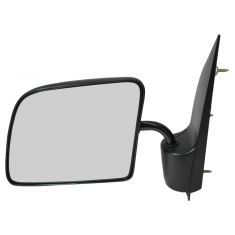 1994-03 Ford Econoline Van Manual Mirror LH